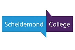 Scheldemond Collega - JVOZ Sponsoren logo